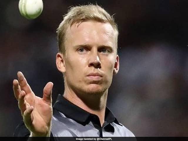 IPL 2019: Chennai Super Kings Sign New Zealand All-Rounder Scott Kuggeleijn As Lungi Ngidis Replacement