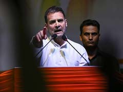"""""""Did You See His Face?"""" Rahul Gandhi Scoffs After PM Modi's Address"""