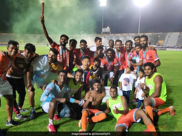 Chennai City Crowned I-League 2018-19 Champions After Win Against Minerva Punjab