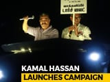 Video : On The Campaign Trail, Kamal Haasan Promises Water, Jobs, No Corruption
