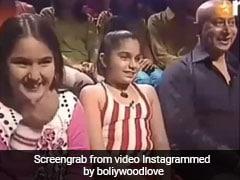 अमिताभ बच्चन के शो में दिखी थीं नन्हीं क्यूट सारा अली खान, कुछ यूं किया था 'आदाब'... देखें Video