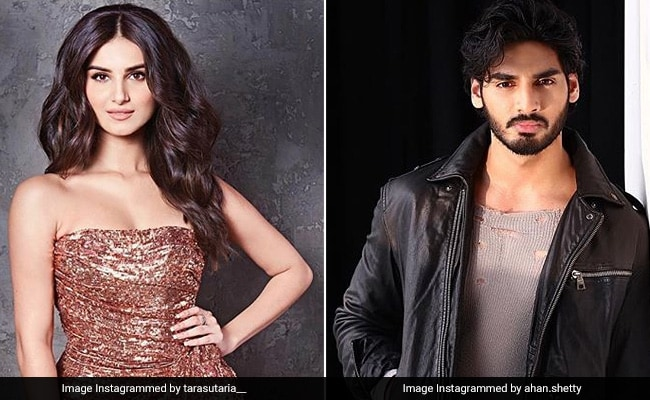 Tara Sutaria And Debutant Ahan Shetty In RX 100 Remake? Yes, Very Much So