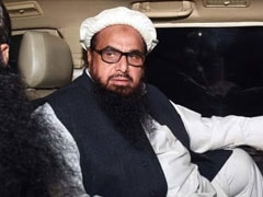 """Great Pressure Exerted To Find Him"": Donald Trump On Hafiz Saeed Arrest"