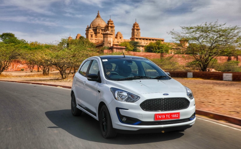 Ford Figo Prices Revised; Top Variants Get Cheaper By Up To ₹, 39,000