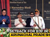 Video : Setback For BJP In North East, 25 Leaders Quit Party Over Tickets