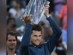 Dominic Thiem Rallies To Deny Roger Federer 6th Indian Wells Title
