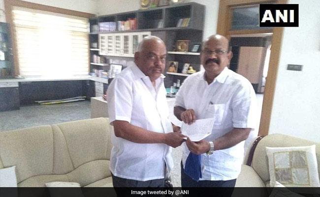 Lawmaker Umesh Jadhav's Resignation Was Expected, Says Karnataka Congress