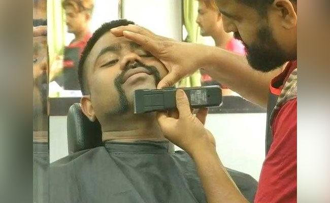 Abhinandan Varthaman's Gunslinger Moustache Is All The Rage In India