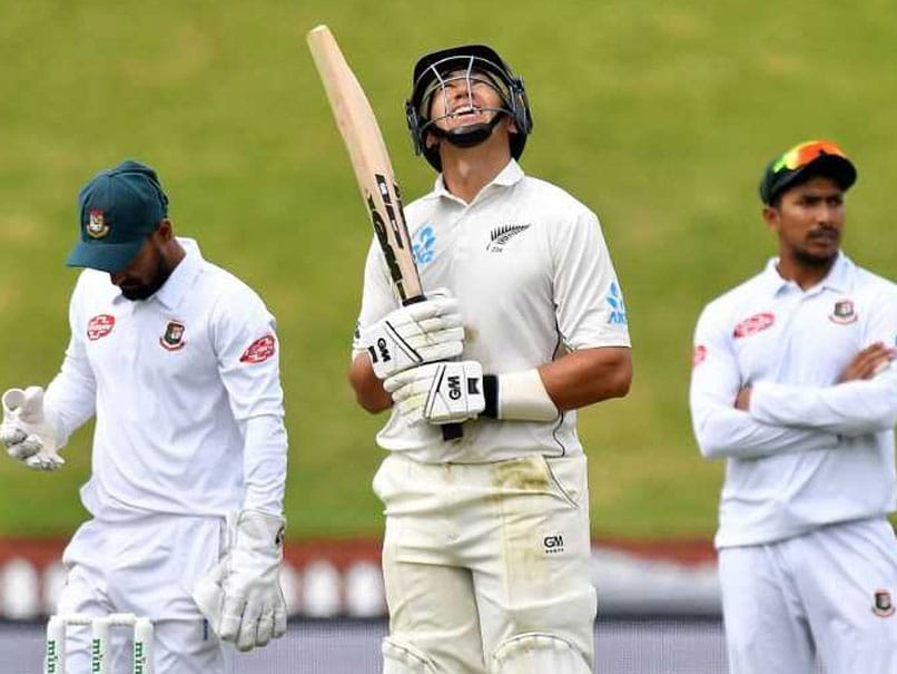 Ross Taylor Prays In Quiet Apology After Passing Martin Crowe's Century Mark