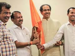Hopping 3 Parties In A Year, Rajendra Gavit Now Palghar's Sena Candidate