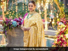 Pics From Surveen Chawla's Baby Shower Are Sugar, Spice And Everything Nice