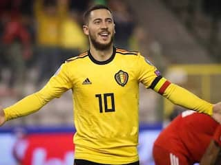Eden Hazard Lifts Belgium In Euro 2020 Qualifying, Memphis Depay Triggers Dutch Rout