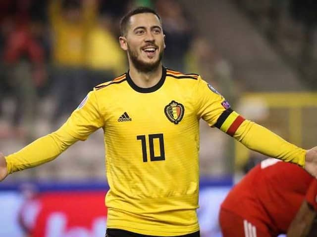 Eden Hazard Lifts Belgium In Euro 2020 Qualifying, Memphis Depay Triggers Dutch Rout