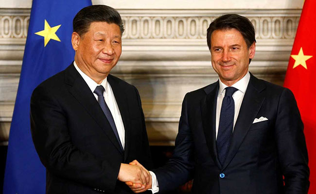 Italy Becomes First G7 Country To Sign China's 'Silk Road' Project