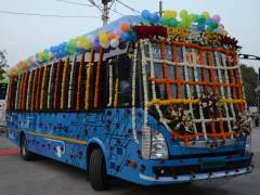 Tata Motors Supplies 40 Electric Buses To Atal Indore City Transport Service