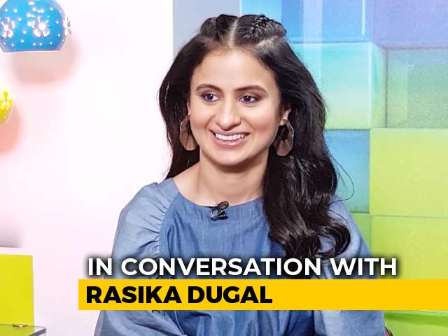 Have Been Instinctive With My Career Choices: Rasika Dugal