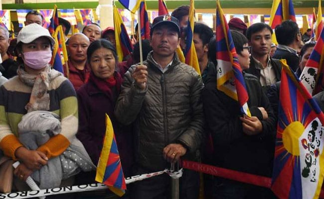 Tibet Supporters In Himachal's Dharamsala Mark 60 Years Since Uprising
