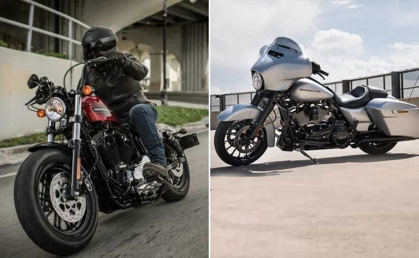 Harley-Davidson Forty-Eight Special, Street Glide Special Launch Highlights: Price, Specifications, Features, Images