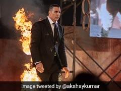 Akshay Kumar Shares A Secret About Digital Debut <i>The End</i>. (Hint: It Involves Aarav)
