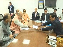 Amit Shah Files Nomination From Gandhinagar, LK Advani's Seat For 25 Years: Highlights