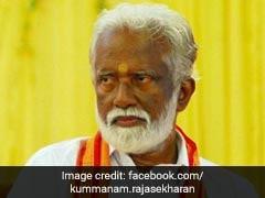 पूर्व राज्यपाल के. राजशेखरन को BJP ने दिया टिकट, कांग्रेस नेता शशि थरूर के खिलाफ लड़ेंगे चुनाव