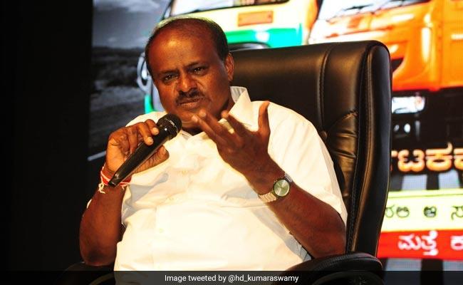 Some Want To Finish Me Off Politically: HD Kumaraswamy