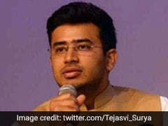 """OMG"": Tejasvi Surya, 28, Tweets After BJP Names Him For Bangalore South"