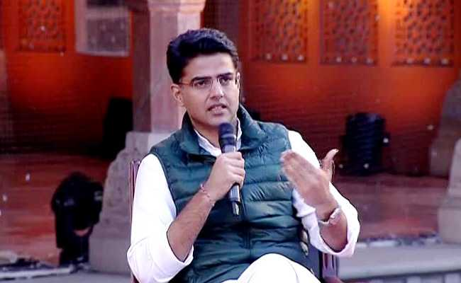 'UPA Plus Plus' Will Form Government At Centre: Sachin Pilot