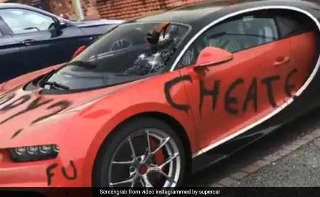 Bugatti Worth $3 Million Destroyed In Viral Clip. But Is It Real?