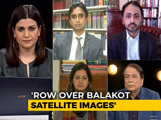 Video : Row Over Balakot Satellite Pictures: More Questions Than Answers?