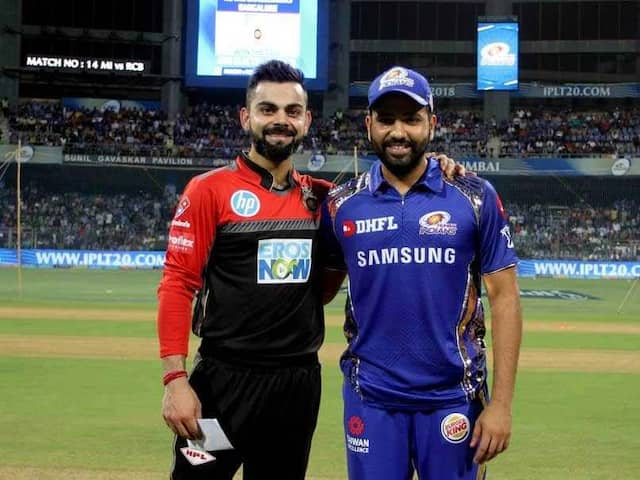IPL 2019, RCB vs MI: How To Watch Live Match And Straming