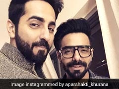 Ayushmann Khurrana's Brother Aparshakti Says 'Not Many People Know We're Brothers'