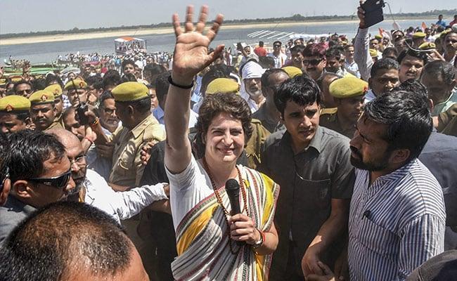 Elections Highlights: Priyanka Gandhi Reaches Assi Ghat In PM Modi's Varanasi