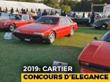 Video : 2019 Cartier Concours D'Elegance