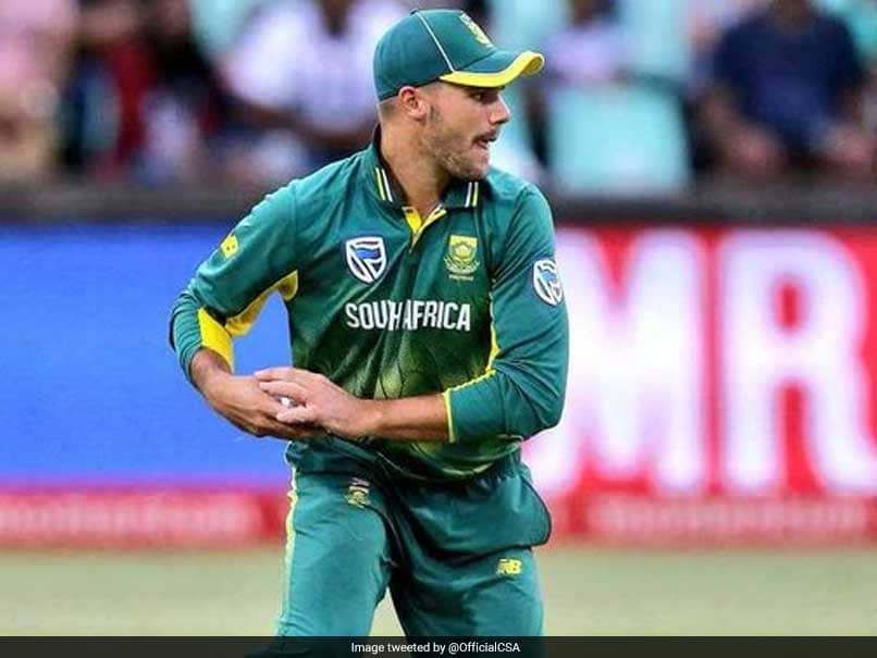 Aiden Markram Gets World Cup Lifeline With ODI Recall
