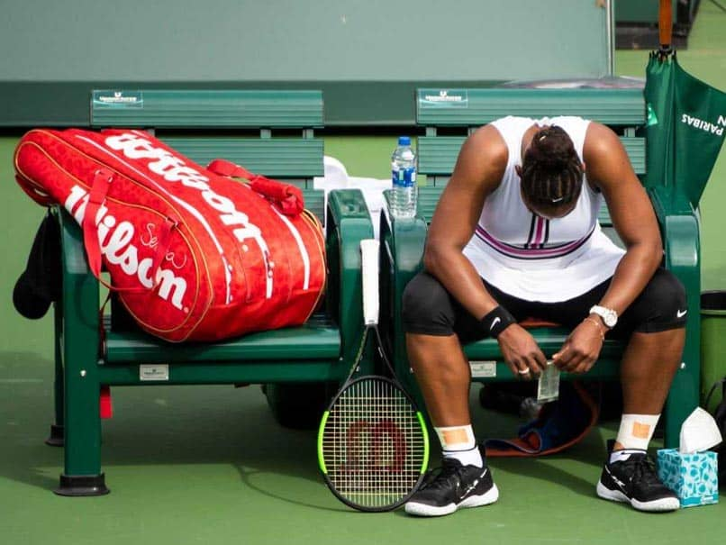 TENNIS: Thats why Serena Williams pulls herself out of ongoing match, Now focus new target