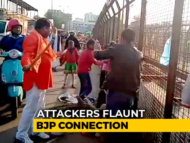 Video : Men Who Attacked Kashmiri Traders Claim Links With BJP, Party Denies
