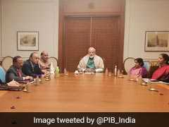 PM Modi Chairs National Security Council Meet Amid India-Pak Tensions