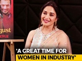 Video : Spotlight: Madhuri Dixit On Films, Family, Women In The Industry, & More
