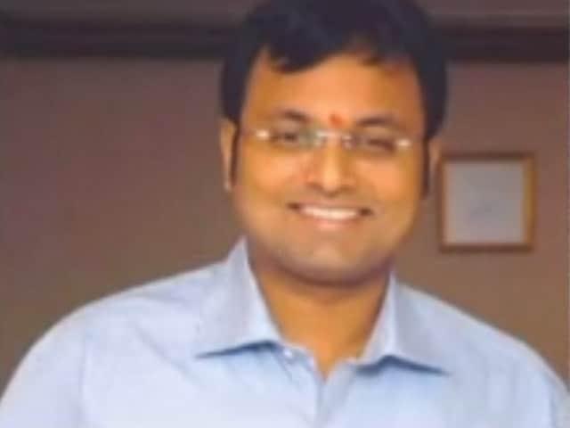 Video : শিবগঙ্গার কংগ্রেস প্রার্থী কার্তি চিদম্বরম