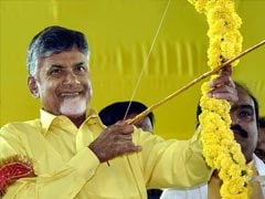 Chandrababu Naidu vs Jagan Reddy In Pitched Andhra Pradesh Battle