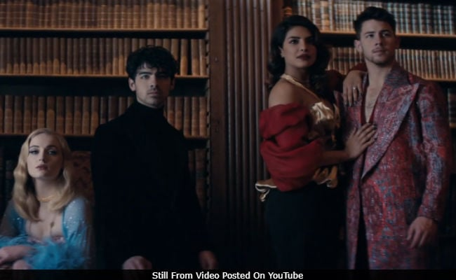 Jonas Brothers' Sucker: Nick, Joe And Kevin Return. Bonus: Priyanka Chopra And Sophie Turner