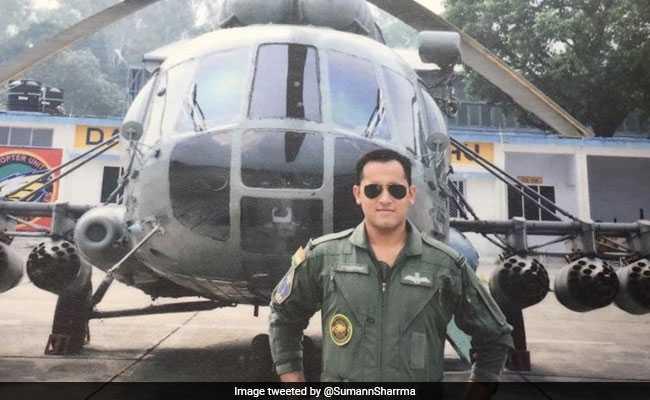 वायुसेना के शहीद पायलट का सैन्य सम्मान के साथ अंतिम संस्कार, 21 तोपों की सलामी भी दी गई
