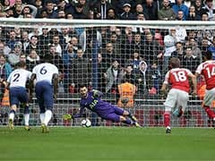 Premier League: Tottenham Salvage Point vs Arsenal, Manchester United And Manchester City Win