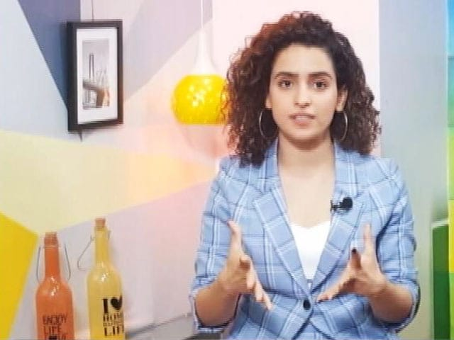Video : It Is Important For Us To Raise The Safety Standards Of Delhi: Sanya Malhotra