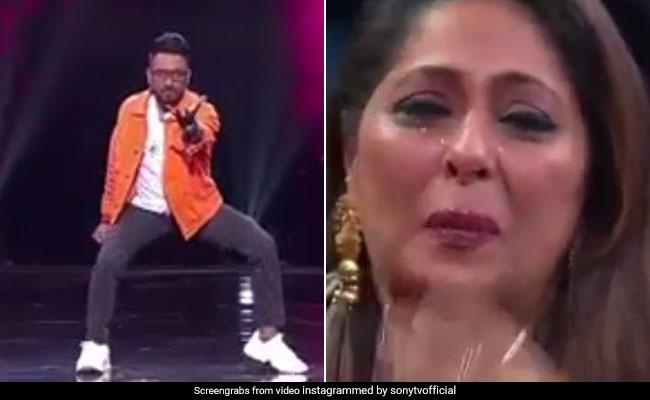 धर्मेश ने 'तुझमें रब दिखता है' गाने पर किया डांस, आंसुओं को रोक नहीं पाई गीता मां... देखें Video