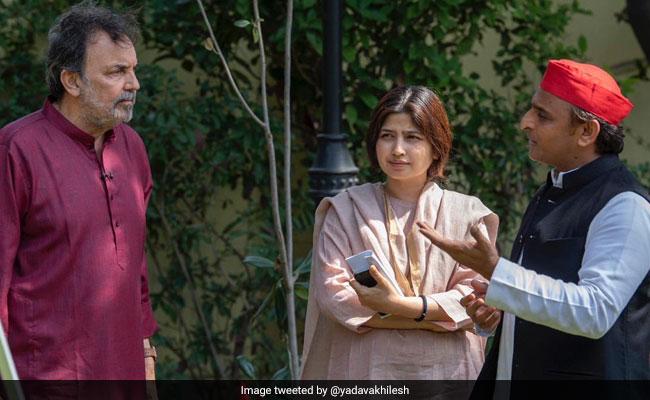 Lok Sabha Polls 2019: यूपी में SP-BSP का क्यों हुआ गठबंधन? अखिलेश यादव ने NDTV को बताई वजह
