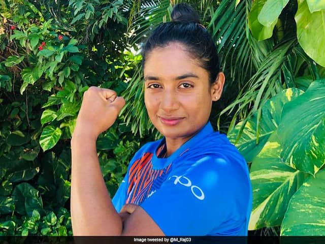 """Proud Indian"": Mithali Raj Slams Troll Who Criticised Her Language Preference On Twitter"
