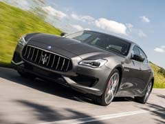 Maserati Unveils Limited Edition Quattroporte And Levante At Monterey Car Week