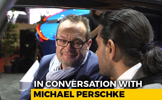 Video : In Conversation With Michael Perschke, CEO, Automobili Pininfarina